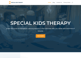 Specialkidstherapy.org thumbnail