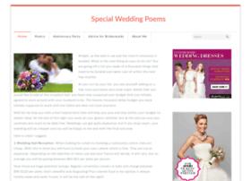 Specialweddingpoems.com thumbnail
