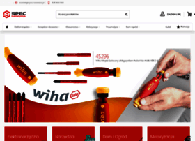 Specnarzedzia.pl thumbnail