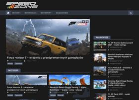 Speed-zone.pl thumbnail