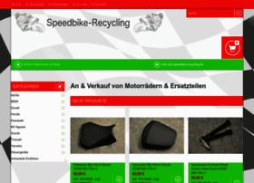 Speedbike-recycling.de thumbnail