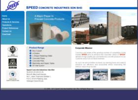 Speedconcrete.com.my thumbnail