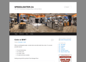 Speedlighter.ca thumbnail