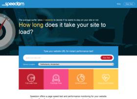 Speedom.net thumbnail