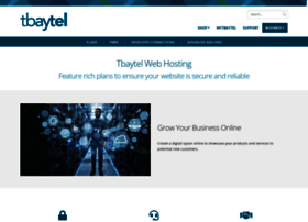 Speedtest.tbaytel.net thumbnail