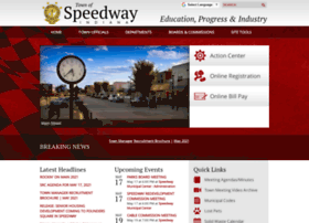 Speedwayin.gov thumbnail