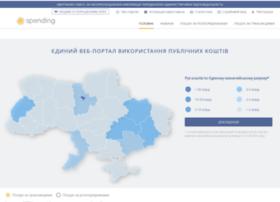 Spending.gov.ua thumbnail