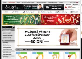 Sperky-eshop.sk thumbnail
