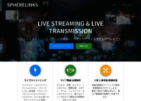 Spherelinks.co.jp thumbnail