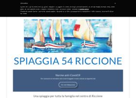 Spiaggia54riccione.it thumbnail