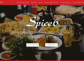 Spice6.co.uk thumbnail
