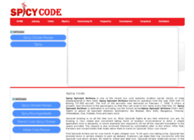 Spicycode.in thumbnail