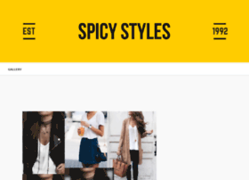 Spicystyles.co.uk thumbnail