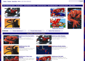 Spidermanonlinegames.net thumbnail