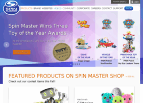 Spinmasterstudios.com thumbnail