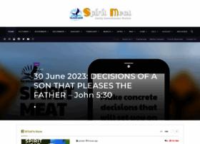 Spiritmeat.net thumbnail