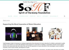 Spiritofharmony.org thumbnail