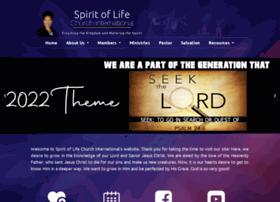 Spiritoflifeci.org thumbnail