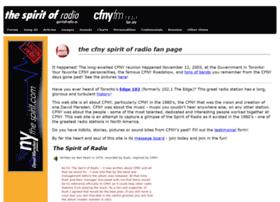Spiritofradio.ca thumbnail