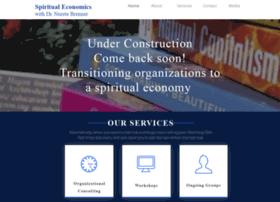 Spiritualeconomics.net thumbnail