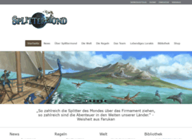 Splittermond.de thumbnail