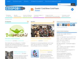 Sporov.net thumbnail