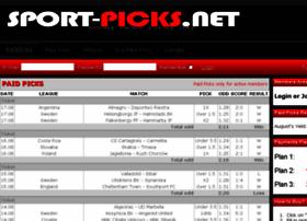Sport-picks.net thumbnail