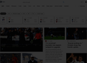 sport.uk.msn.com at WI. Sport: Sports news, live scores ...