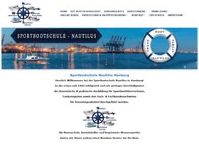 Sportbootschule-nautilus.de thumbnail