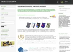 Sportdevelopment.org.uk thumbnail