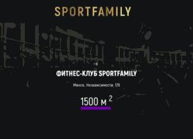 Sportfamily.by thumbnail