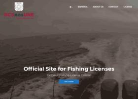 Sportfishingbcs.gob.mx thumbnail