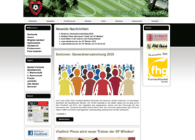 Sportfreunde-winden.de thumbnail