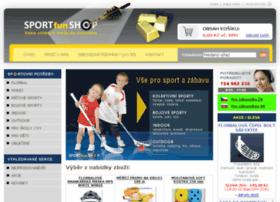 Sportfunshop.cz thumbnail