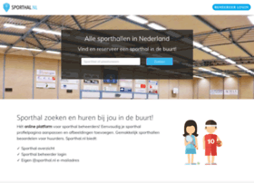 Sporthal.nl thumbnail