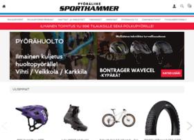 Sporthammer.fi thumbnail