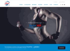 Sporthill.com.mx thumbnail
