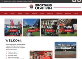 Sporthuisolympia.nl thumbnail