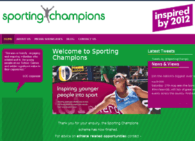 Sportingchampions.org.uk thumbnail