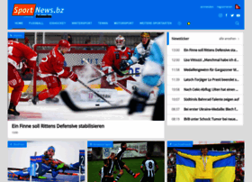 Sportnews.bz thumbnail