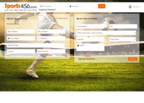 Sports456.com thumbnail