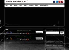 Sportsarefreexyz.xyz thumbnail