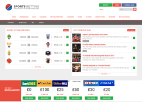 Sportsbettingpro.co.uk thumbnail