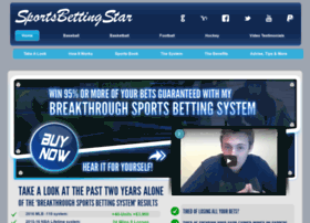 Sports betting star system pros and cons of coal and mining bitcoins