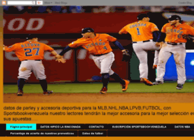 Sportsbookvenezuela.com.ve thumbnail