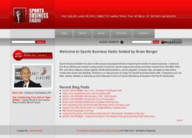 Sportsbusinessradio.net thumbnail