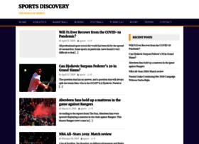 Sportsdiscovery.org thumbnail