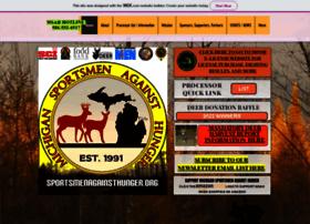 Sportsmenagainsthunger.org thumbnail