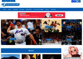 Sportsstats.me thumbnail