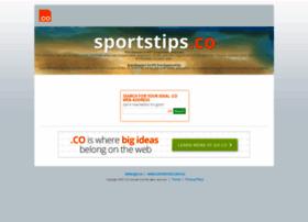 Sportstips.co thumbnail